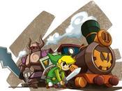 date pour Zelda Spirit Tracks