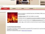 nouveau site Internet Pobra ligne