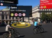 Métro Paris s'ouvre réalité augmentée