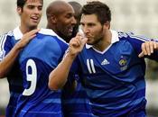Equipe France: Avec Gignac, sans Sissoko