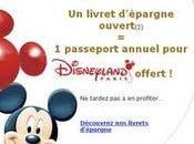 Crédit Mutuel fait opération Disneyland