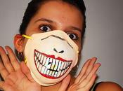 vous promets kiss night .... safe...pas risque contagion gripe H1N1....lors septembre....tu pourras utiliser masques respiratoires arty, tendance, mode....appel créatifs pour customiser anti grippe