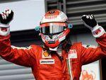 Enfin victoire Ferrari cette année