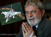Rafales pour Lula