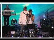 "R.Kelly Keri Hilson ""Number one"" ""Superman high"" (Jimmy Kimmel Live video)"