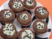 Muffins chocolat lait éclats Galak