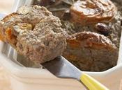 Pâté terrine d'agneau abricots, noisettes, sauge épices