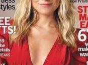 [couv] Kristen Bell pour Lucky Magazine