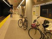 Vélos, Canada Line Steveston