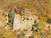 Filet dinde moutarde julienne courgettes