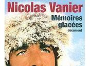 MEMOIRES GLACEES, Nicolas VANIER