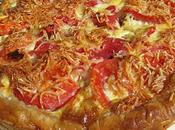 Tarte tomates farcies...