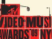 gagnants Vidéo Music Awards 2009 (VMA connus soir dimanche septembre