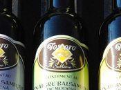 Condiments base vinaigre balsamique