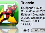 Triazzle incroyables puzzles vivants