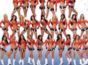 Cheerleaders Denver Broncos savent lire