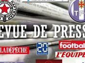 Partizan TFC: revue presse