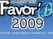 E-Commerce 3ème édition nuit Favor'i