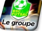 Futsal groupe Bruguières pour Nice