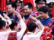 L'étoffe héros chinois héroïnes