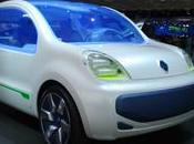 Salon Francfort 2009 voitures électriques
