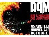 Aqme retour octobre avec L'honneur Jupiter