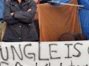 Sangatte détruit, Jungle Calais anéantie, violences... arrêtés, déportés...et demain