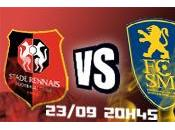 Rennes Sochaux L'avant match