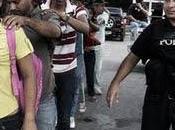 Honduras septembre sanglant Tegucigalpa