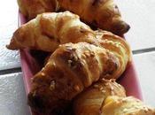 Petits Croissants apéritif gruyère