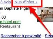 Google Maps Place Pages: l'ébauche d'un guide touristique
