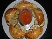 Empanadas poisson mangue
