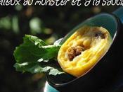 Moelleux Munster saucisse