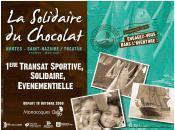 solidaire chocolat, événement gourmand soutenir