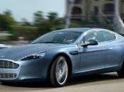 L'Aston-Martin Rapide vidéo