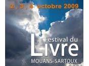 Festival livre Mouans-Sartoux 2009