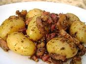 Pommes Terre Rattes Forestière
