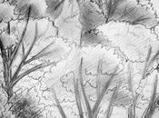 Illustration paysage Parc Buttes Chaumont