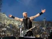 Metallica arènes Nîmes, vidéos