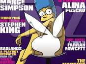 Marge Simpson couverture Playboy