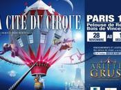 Cirque Arlette Gruss code barres