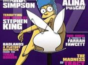 Marge Simpson couv Playboy, triomphe MILF