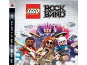 Tracklist complète LEGO Rock Band