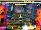 LEGO Rock Band playlist complète!!!