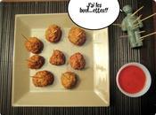 Boulettes viande version asiatique (Ken Hom)!