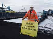Greenpeace contre charbon Cherbourg, Europe dans monde