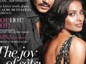Bipasha Basu Ajay Devgan couverture Filmfare Magazine