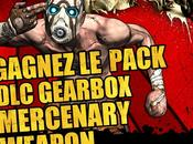Pack Gearbox Mercenary Weapon gagner Twitter