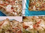 Tarte feta,courgettes,tomates, basilic....