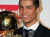 Ballon d'or 2009 gagnant dans nommés